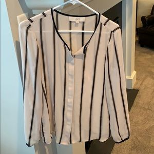 Ann Taylor Loft Small Top